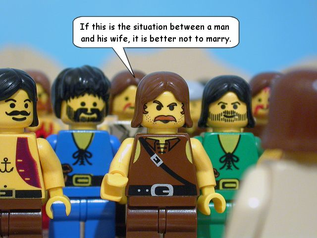 Castration In Marriage